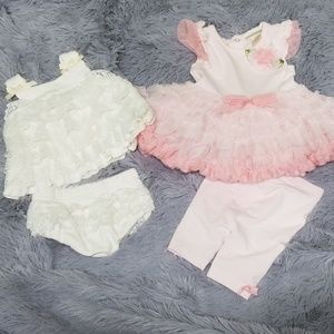 Other - 3 MTH GORGEOUS DRESSES